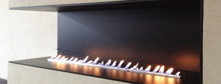 ethanol fuel fireplace